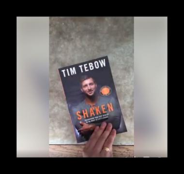 SHAKEN - Win an Advance Copy