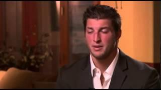 Tim Tebow- Glorifying God