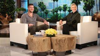 Tim Tebow Talks Getting Back on the Field