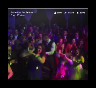 Tim Tebow Dancing