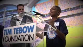Tim Tebow Foundation - Timmy's Playroom