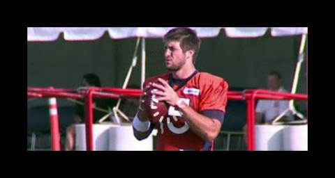 Rabbi's Tebow Comments Spark Controversy