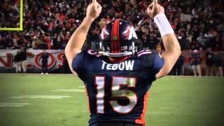 Tim Tebow Intro 2014 HD