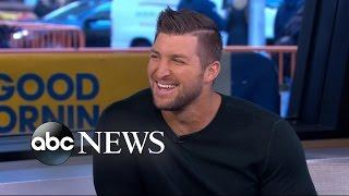 Tim Tebow Interview on 'Shaken'