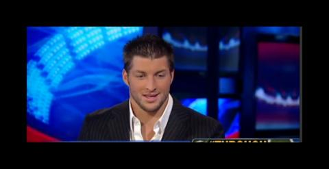 Tim Tebow on 'Hannity'