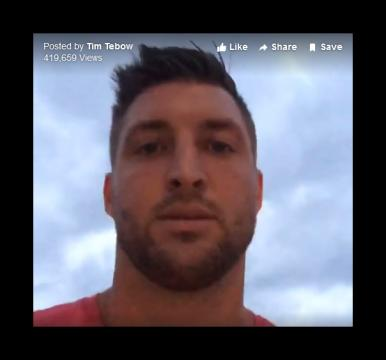 Tim Tebow Live