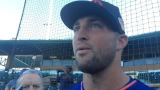 Tim Tebow Talks Politics