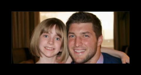 Dream date with Tim Tebow