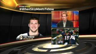 Tim Tebow's Love for Christ