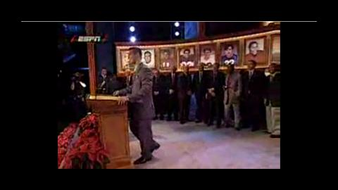 Tim Tebow's 2007 Heisman Speech.