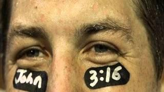Miracle or Coincidence? Tim Tebow and the Famous John 3:16